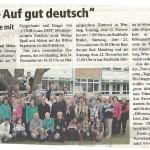 Pop - Auf gut Deutsch Stadthalle Höxter