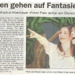 Peter Pan Fantasie Reise Höxter