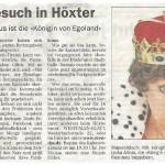 Lioba Albus Königin von Egoland Höxter