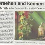 DJ Hulpa Ü40 Party Höxter