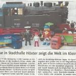 Börse in Stadthalle Höxter zeigt die Welt im Kleine
