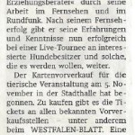 Hundeprofi Holger Schüler Höxter