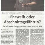 Bernd Stelter Eheweib oder Abschnittsgefährtin Höxter