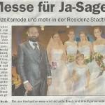 Messe für Ja-Sager Hochzeitsmesse in Höxter