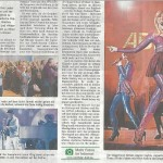 Poppgruppe ABBA in Höxter