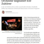 Neujahrskonzert Höxter 2017