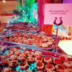 kds events & catering Catering Buffet Vorspeisenbuffet Partyservice
