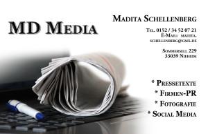 Logo MD Media