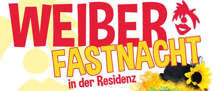 kds events präsentiert Weiberfastnacht in der Residenz Stadthalle Höxter